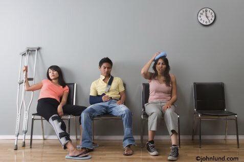 Humor: Things to Avoid Doing in The Doctor's WaitingRoom