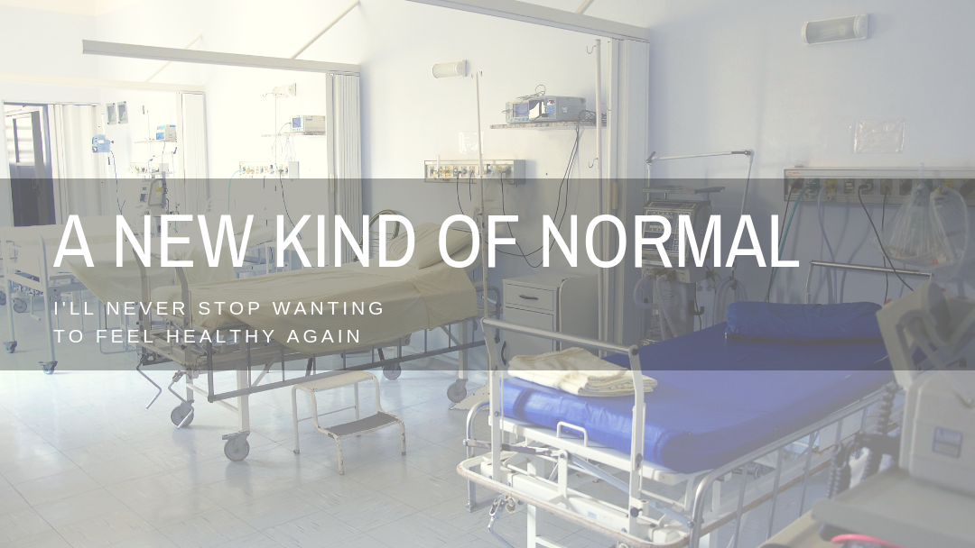 A New Kind Of Normal Jamison Writes